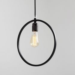 Pendant Lamp Veto | Black