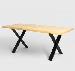 Dining Table Cross | Oak