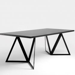 Dining Table Sherwood | Black