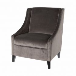 Arm Chair Chelsea | Dark Grey