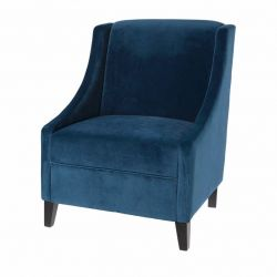 Arm Chair Chelsea | Dark Blue
