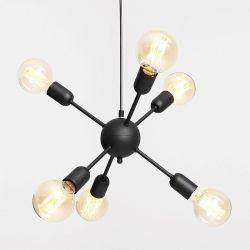 Pendant Lamp Vanwerk BALL | Black