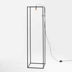Floor Lamp Metric S | Black
