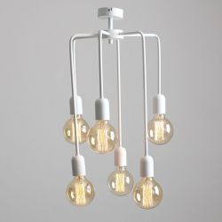 Pendant Lamp Vanwerk Tall | White