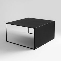 Coffee Table 2WALL 80 x 80 cm | Black