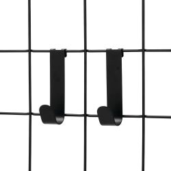 Hook Jayce Set of 2 | Black