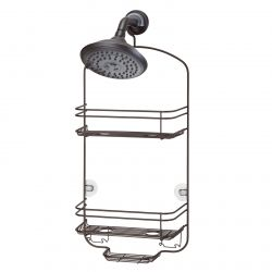 Shower Caddy Weston Medium | Zwart