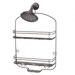 Shower Caddy Weston Large | Zwart