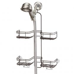 Shower Caddy Weston I | Zwart