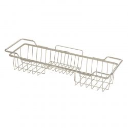 Adjustable Bath Caddy Everett | Beige