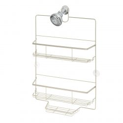 Shower Caddy Everett Wide | Beige