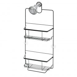 Shower Caddy Everett Small | Zwart