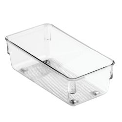 Drawer Organiser 8 x 16 x 5 cm | Transparent