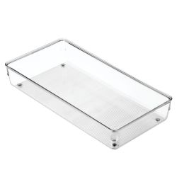 Drawer Organiser 15 x 31 x 5 cm | Transparent