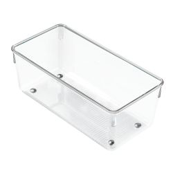 Drawer Organiser 20 x 10 x 8 cm | Transparent