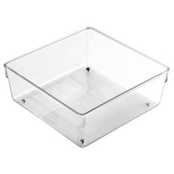 Drawer Organiser 20 x 20 x 8 cm | Transparent