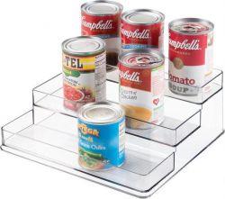 Keuken Organiser Linus | Transparant