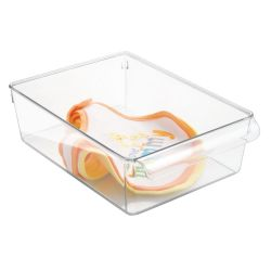 Fridge/Pantry Organiser 29 x 20 x 9 cm | Transparent