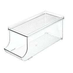 Fridge Soda Organiser with Lid | Fridge Binz