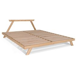 Double Bed without Mattress Allegro | 140 x 200 cm
