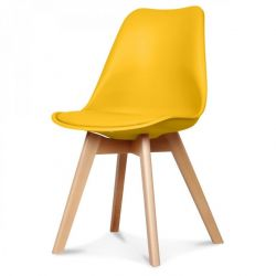 Scandi Chair | Honey