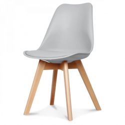 Scandi Chair | Taupe