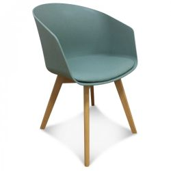 Scandi Armchair | Thyme Green