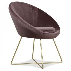 Hobby Chair | Chestnut Brown