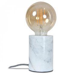 Lamp Marbre | Wit