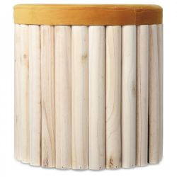 Coffre Stool | Nature & Honey