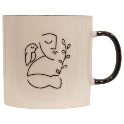 Tasse Augusto | Peacefull Bird