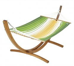Hammock Parati | Yellow-Green-Ecru