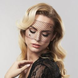 Masque Louise   Noir