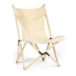 Tripolina Lounge Chair | Sand