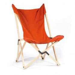Tripolina Lounge Chair | Ocra