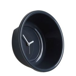 Catino Wall Clock Black