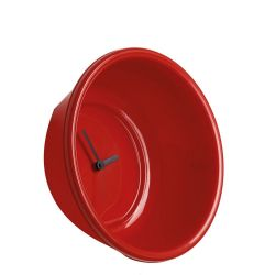 Catino Wall Clock Red