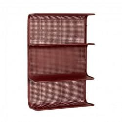 Shelf Metal | Red