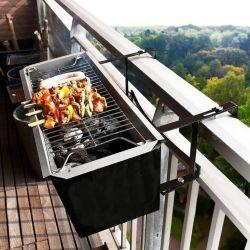 Balcony Charcoal BBQ