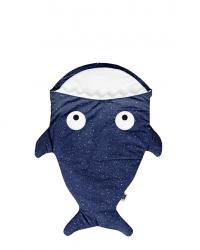 Schlafsack Hai 0-3m | Marineblau