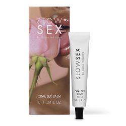 Oralsex Balsam Langsamer Sex