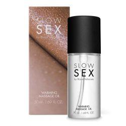 Massageöl Langsamer Sex