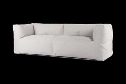 Couch 3-Seat | WHITEbroken
