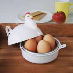 Microwave Egg Cooker 4 Eggs