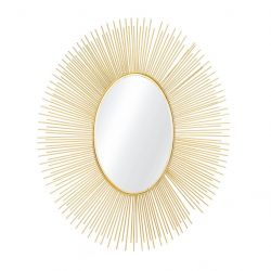Miroir Soleil | Or