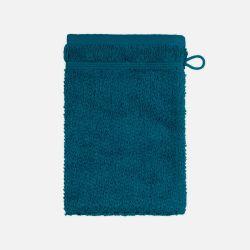 Waschhandschuh mit Perlenstruktur 6-teiliges Set | See