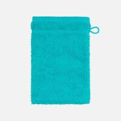Waschhandschuh mit Perlenstruktur 6-teiliges Set | Ozean