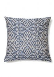 Cushion 50 x 50 cm | Blue / Beige
