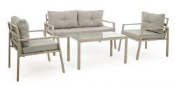 Lounge-Set Lorillard | Elfenbein