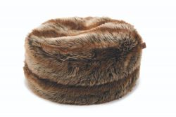 Pouf Cats Wando | Brown